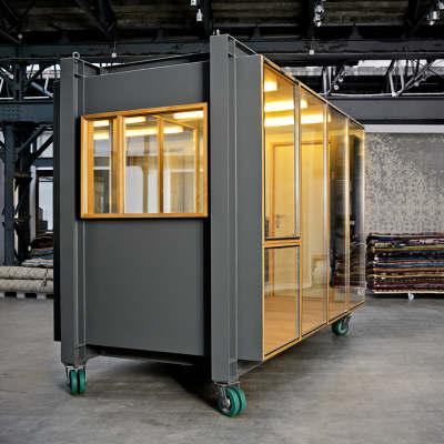 jan kath rolling office neulant van exel. Black Bedroom Furniture Sets. Home Design Ideas