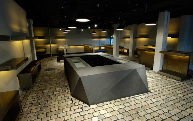 st pauli fanshop design neulant van exel. Black Bedroom Furniture Sets. Home Design Ideas